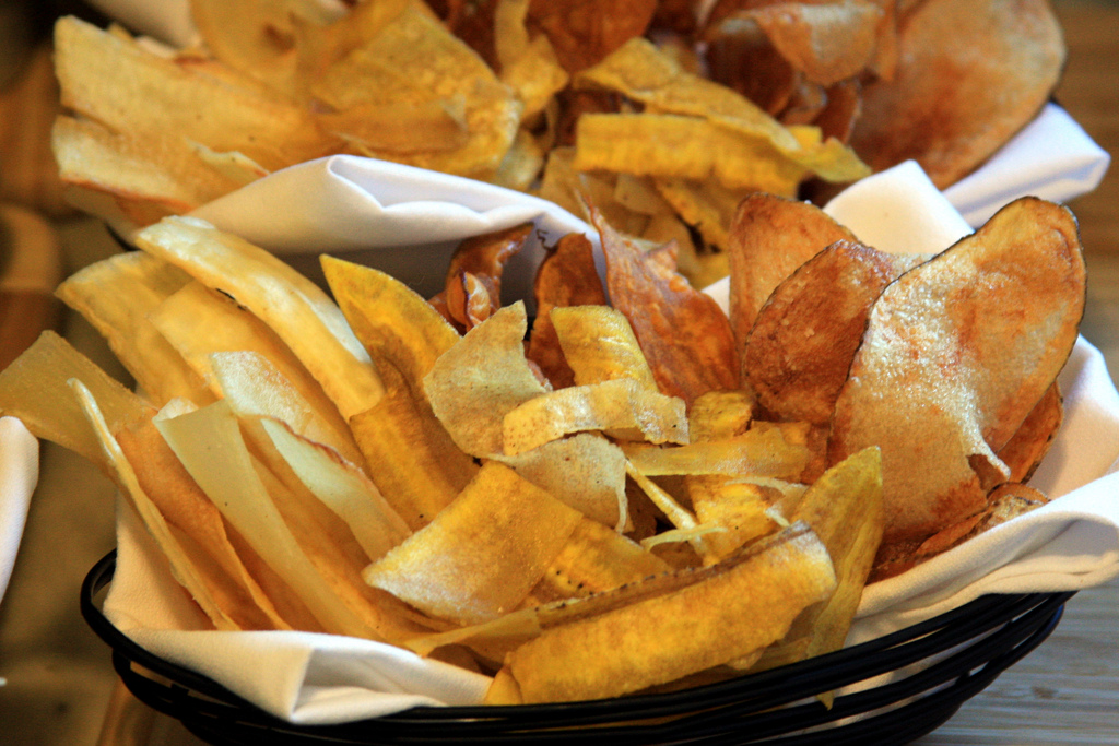 Afro Shop Dortmund: Plantain Chips - Afro World Dortmund